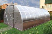 Теплица Урожай ПК от 4 до 10 м в комплекте с поликарбонатом