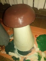гриб декоративный